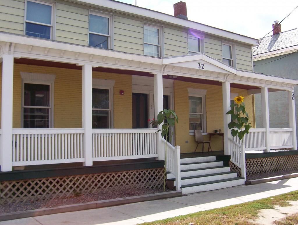 Smith House Exterior