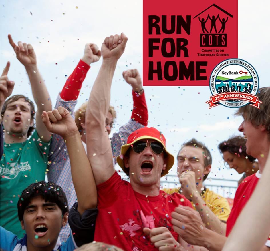 KeyBank Vermont City Marathon COTS Team