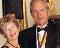 Cynthia and Robert Hoehl in 2004.