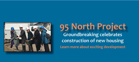95 North Groundbreaking