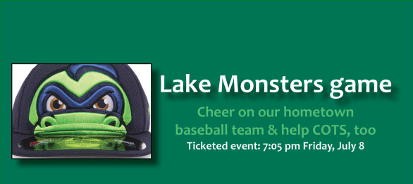 lake monsters carousel