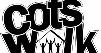 COTS Walk Logo