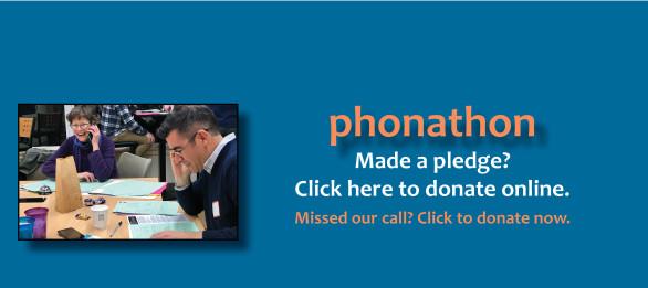 phonathon 2017 donate carousel